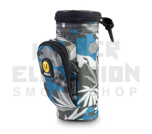 """6.5"""" Mini Matrix Pipe Case by Vatra - Blue Camo"""
