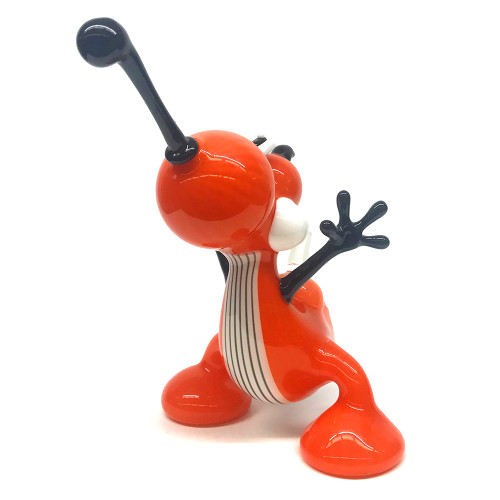 Lee Machine Yoshi #1 - Orange Crayon