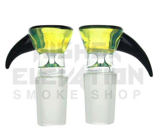 Slime Martini W/ Black Lip & Horn - 2 Sizes Available