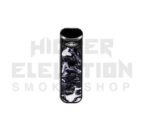 Nord Kit by Smok - Black w/ White Resin
