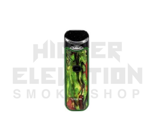 Nord Kit by Smok - Green w/ Red Resin