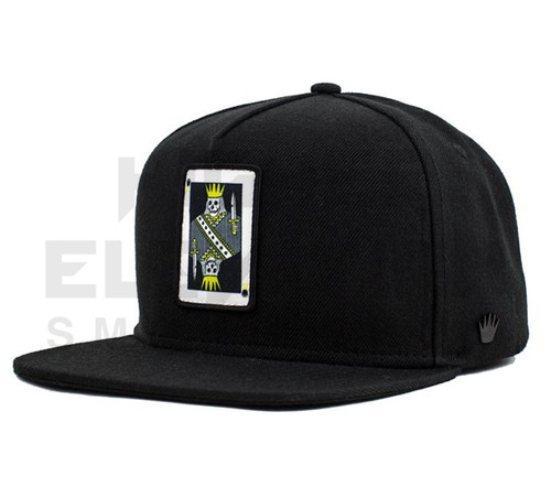 No Bad Ideas - King of Crowns Snapback Hat (Out of Stock)