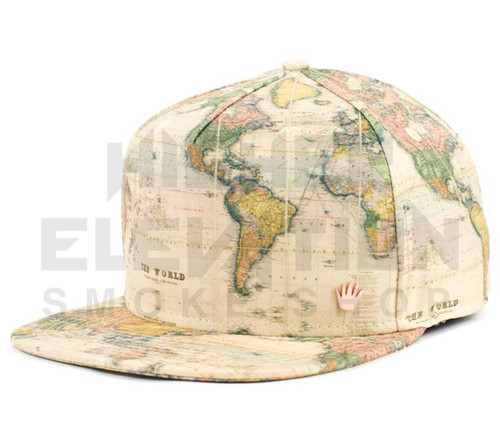 No Bad Ideas - Magellan Snapback Hat (Out of Stock)