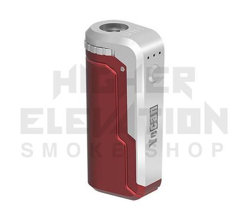 Yocan UNI Box Mod - Red/Silver
