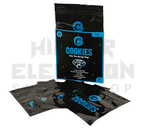 Cookies SF Odor Free Bags (LARGE) (Out of Stock)