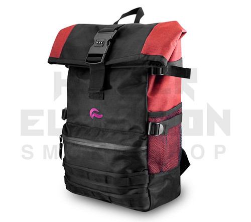 "20"" Skunk Backpack Rogue - Smell Proof - Water Proof - Lockable - Burgundy"