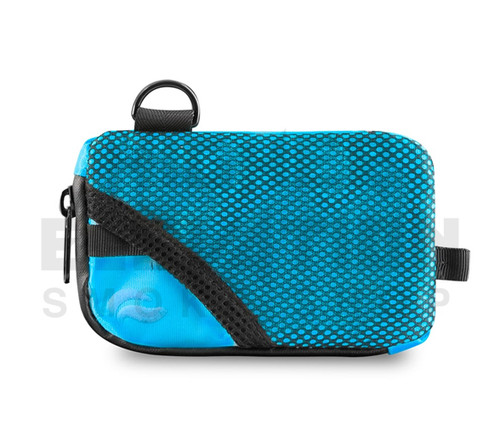 """6""""x 3"""" Pocket Buddy Odor Protection Pipe Case by Skunk - Blue"""