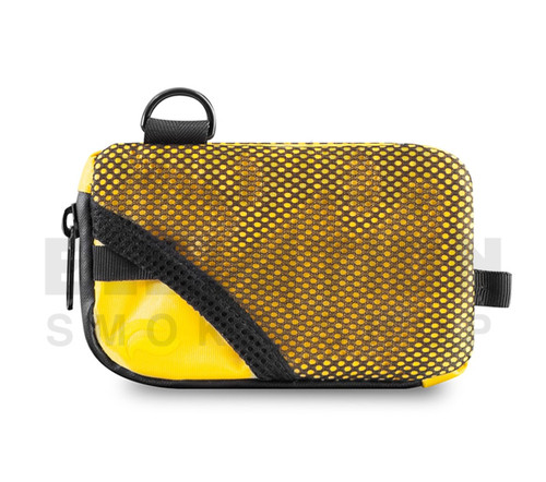 """6""""x 3"""" Pocket Buddy Odor Protection Pipe Case by Skunk - Yellow"""