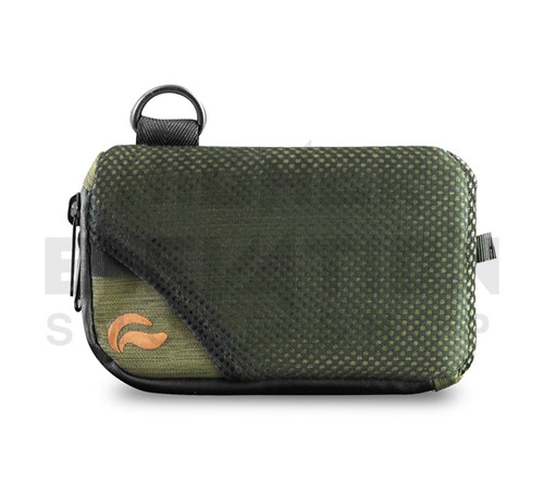 """6""""x 3"""" Pocket Buddy Odor Protection Pipe Case by Skunk - Green"""