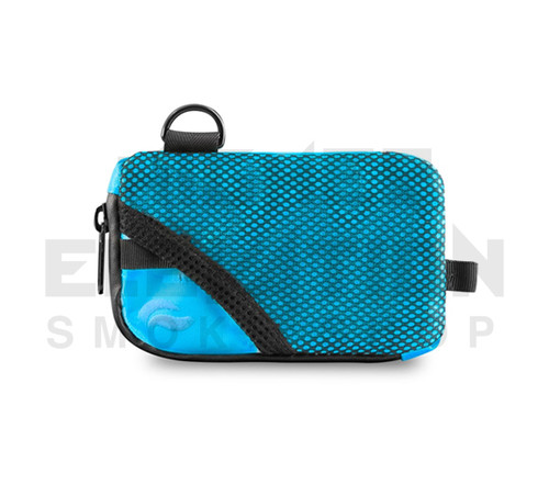 "5""x 3"" Pocket Buddy Odor Protection Pipe Case by Skunk - Blue"