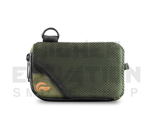 """5""""x 3"""" Pocket Buddy Odor Protection Pipe Case by Skunk - Green (Out of Stock)"""