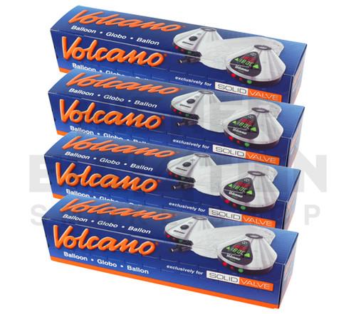 Volcano Box of Melitta Toppits 3 Meter Roll Of Oven Hose - 4PACK