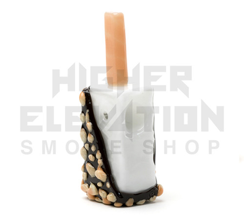 Chocolate Dipped Popsicle Pipe