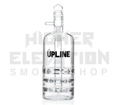 """GRAV Labs Upline Bubbler w/ Showerhead Perc 9"""" (Out of Stock)"""