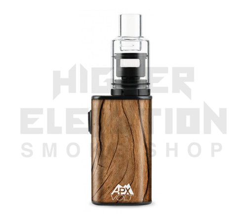 Pulsar APX Volt Coil-less VV Wax Vaporizer - Wood Grain (Out of Stock)