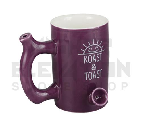 Roast & Toast Mug Pipe Premium - 10.5oz - Plum (Out of Stock)