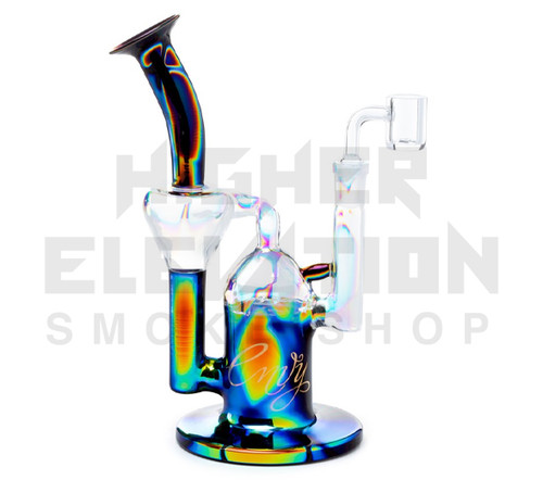 """Envy 9"""" Dicro Coated Recycler (Out of Stock)"""