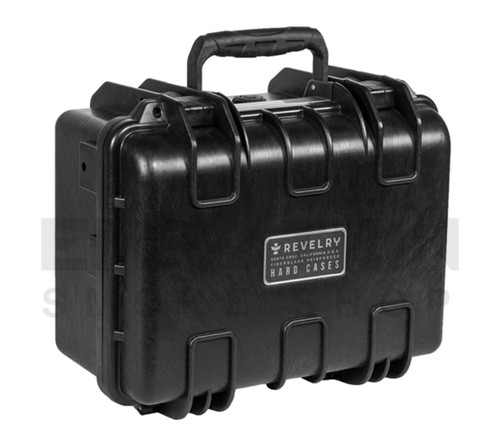 "Revelry Scout Hard Shell Case 13"" x 9"" x 6.5"" - Black"