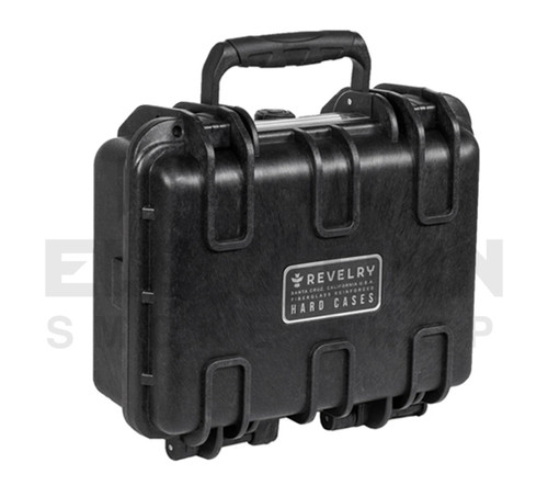 "Revelry Scout Hard Shell Case 11"" x 8"" x 4.5"" - Black"