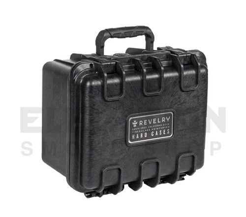 "Revelry Scout Hard Shell Case 9.5"" x 7.5"" x 6"" - Black"