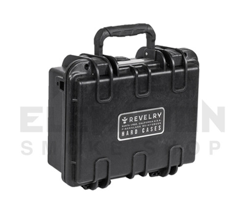 "Revelry Scout Hard Shell Case 8.7"" x 6.3"" x 3.7"" - Black"