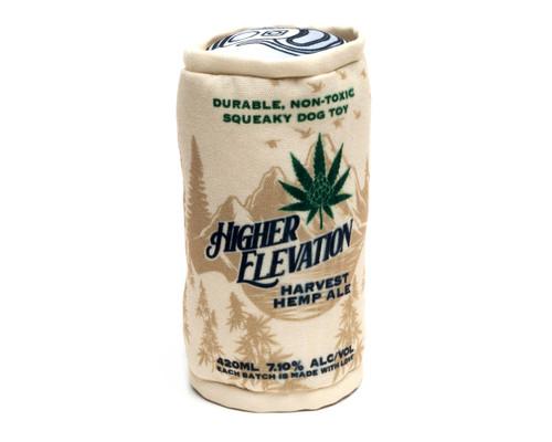Higher Elevation Harvest Hemp Ale Dog Toy