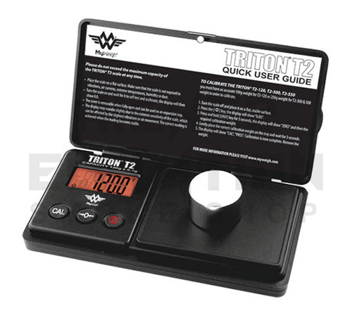 My Weigh Triton T2 Digital Pocket Scale 550g x 0.1g (Out of Stock)