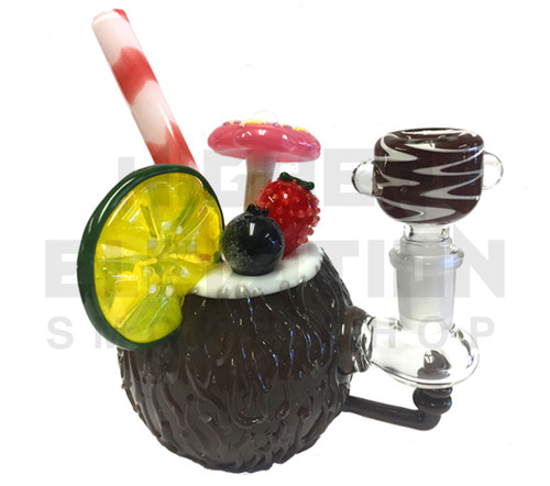 Coconut Colada Bubbler (Sold)