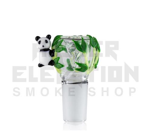 14.4 Panda Bamboo Slide (Screen Bowl)