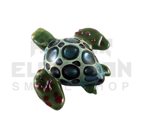 Turtle Pendant #5 (Out of Stock)