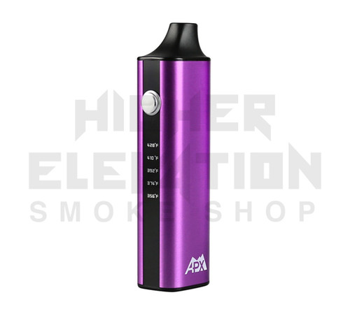 Pulsar® APX Dry Herb Vaporizer - Purple (Out of Stock)