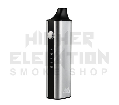 Pulsar® APX Dry Herb Vaporizer - Silver
