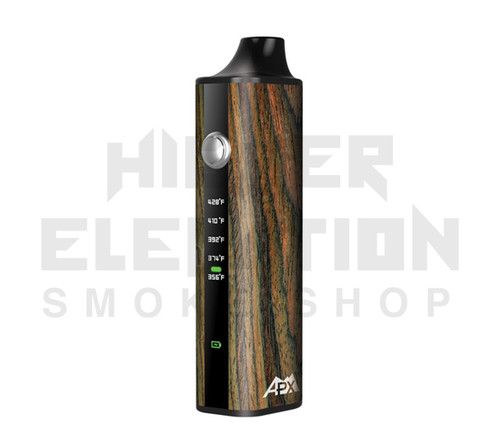 Pulsar® APX Dry Herb Vaporizer - Wood Grain (Out of Stock)