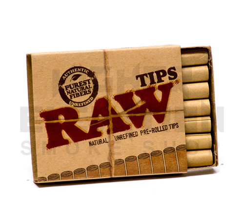 Raw Pre-Rolled Tips (Out of Stock)