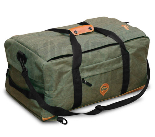 Skunk Carbon Smell Proof Duffle Bag Backpack Combo - Green