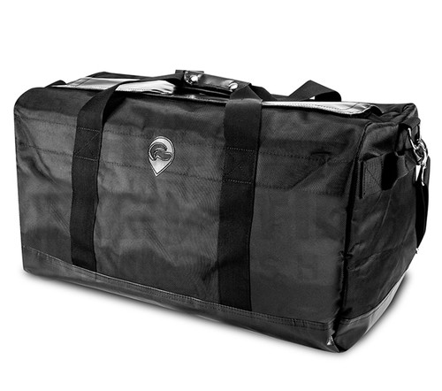 Skunk Carbon Smell Proof Medium Midnight Express Duffle - Black