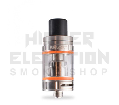 TFV8 Cloud Beast Baby Sub Ohm Tank by SMOK - Silver (Out of Stock)