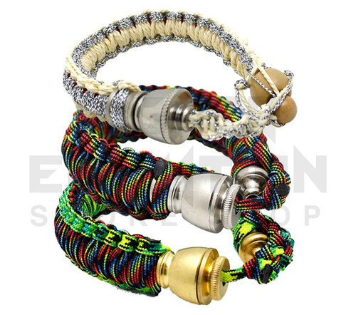 Incognito Bracelet Pipe - Assorted Colors/Designs (Out of Stock)
