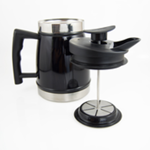 French Press with BruStop®