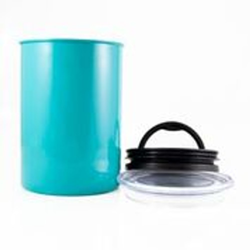 """The favorite color of the Southwest on our Airscape 7"""" storage canister"""