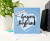 Boyfriend Birthday Card Romantic
