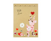 Handmade Card With Love Deer