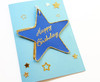 Stars Birthday Card Handmade