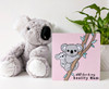 Mummy Cards Cute Koalas