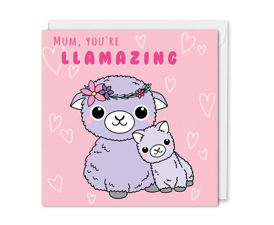 Mother's Day Card Amazing Mum