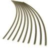 Jescar Wide-Medium (47104) Nickel-Silver Fret Wire (6 ft)