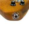 1pc. Chrome Screw-Mount Stereo Endpin/Strap Button Jack