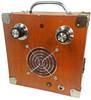 C. B. Gitty Cigar Box Standard Amplifier #4: Vintage-Style Solid Wood Acid Box