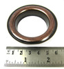6pc. Large 1.5-inch Antique Copper Grommets with Washers