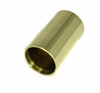 """Polished Brass """"Stubby"""" Guitar Slide: 1 1/2-inch Length - Made in the USA!"""